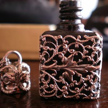 Perfume bottle...  - Bottles