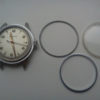 Bulova Water-tite - Wristwatches