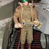 GI Joe Tank Commander Set