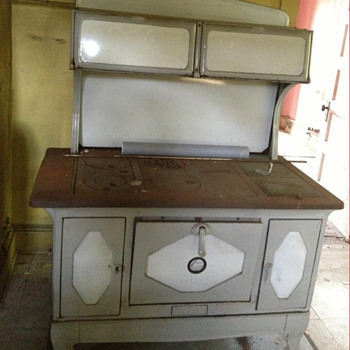 "Kalamazoo ""Direct to You"" Stove/Oven"