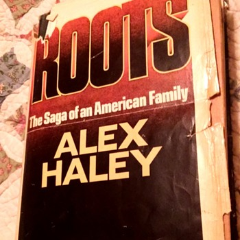 Alex Haley's ROOTS - Books