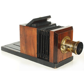 Palmer &amp; Longking Daguerreotype Camera, c.1853-54