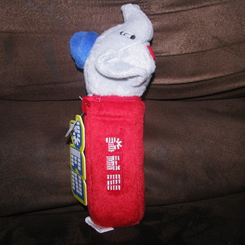 PEZ Plush Elephant - Animals