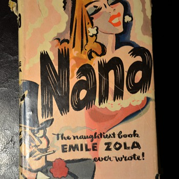Nana - The Nastiest Book Emil Zola ever wrote!
