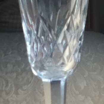 Waterford Crystal Glass - Glassware