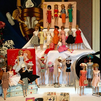 Vintage Barbie 1962 &1963 - Dolls