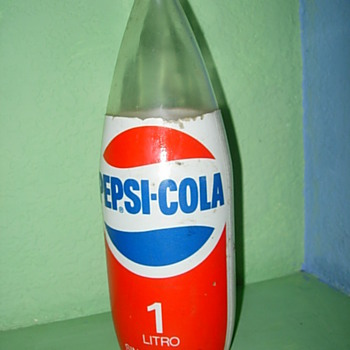 1ltr Pepsi Bottle