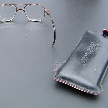 micky mouse vintage perscription eye glasses