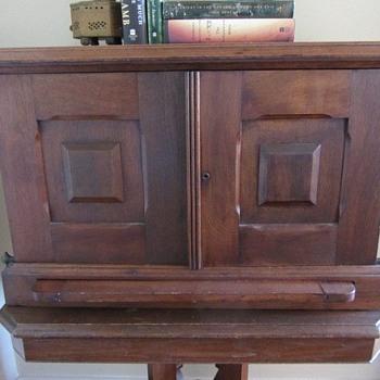 Family heirloom traveling desk/secretary