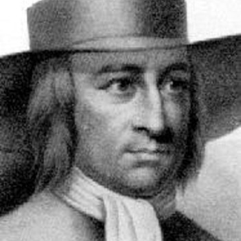Pendle Witches and George Fox  founder of the Quaker Society.