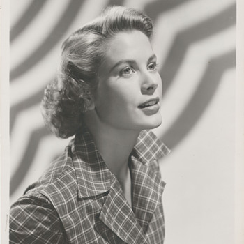 Grace Kelly Promo Photo (1953) - Photographs