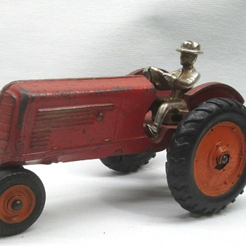 Arcade Oliver Tractor