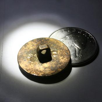 Brass button, help id'ing