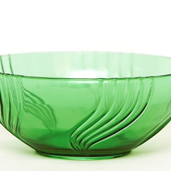 'Komet' and 'Skjold' Glass (Danish Glassworks), 1930's