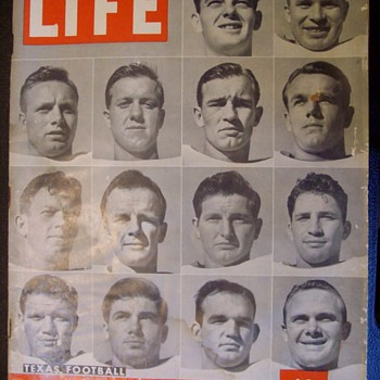 Life Magazine Nov.17th 1941