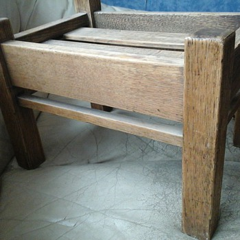 LIBERTY & Co FOOT STOOL?? TABLE???  - Furniture