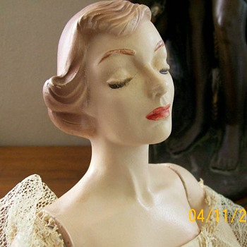 "1940's 30"" Manikin By Darling Co. - Advertising"