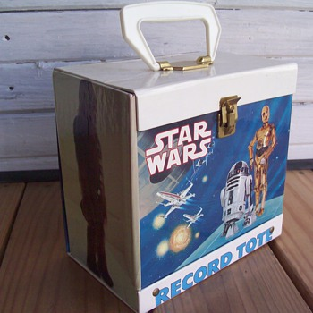 Star Wars record case.
