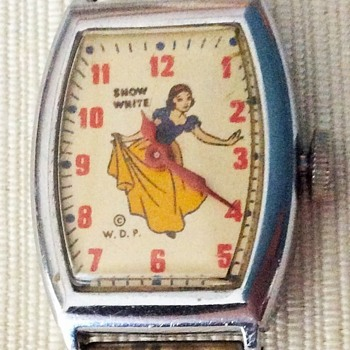 My Old Snow White Watch - Wristwatches