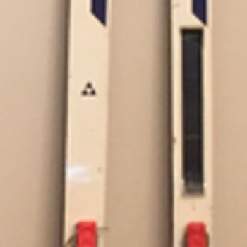 Fischer and Karhu cross country skis.