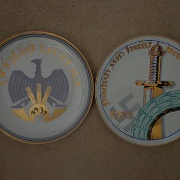 Two Thomas Bavaria Plates