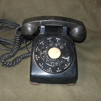 Western Electric Model 500 Telephone - Telephones