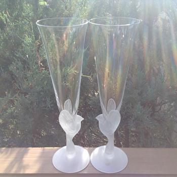 Lalique not ... - Glassware