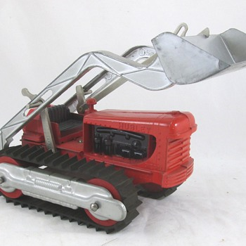 Hubley Front Loader  - Model Cars