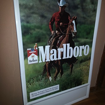 Marlboro Vintage Sign