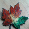 P.W Ellis Canadian Maple Leaf Pin