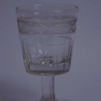 Cork Dram Glass - Glassware