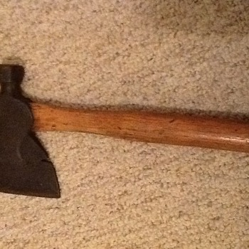 Belknap Howe & mfg co. Bluegrass hatchet
