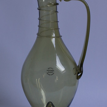 Reproduction Jug - Art Glass