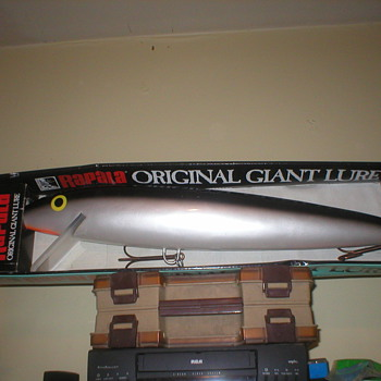 Rapala Original Giant Lure - Fishing