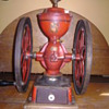 Great Grandpa's Enterprise No. 7 coffee mill