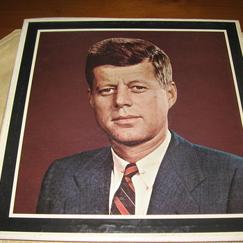 John F Kennedy - Records
