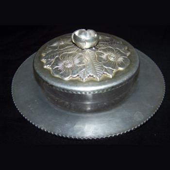 Vintage Aluminum Pyrex