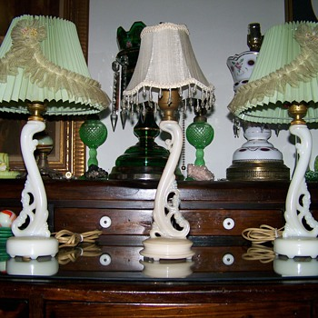 Prewar VS Postwar Aladdin Lamps