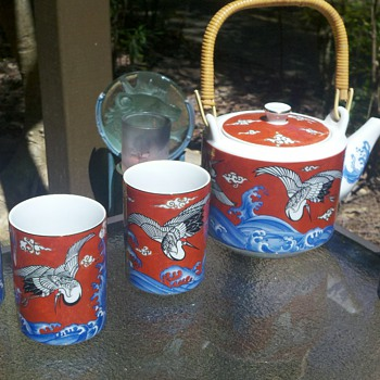 Takahashi Tea Set