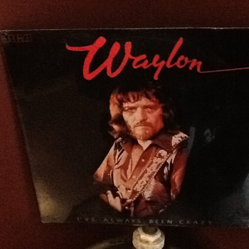 Waylon Album  - Records