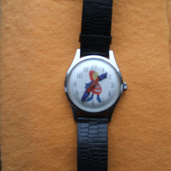 Bud Man Character watch