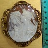 Antique Museum Quality Cameo Broach passed on to me from my Grandma