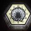 Motion clock