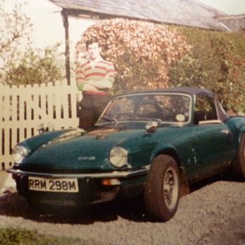 My first car 1980 - Classic Cars