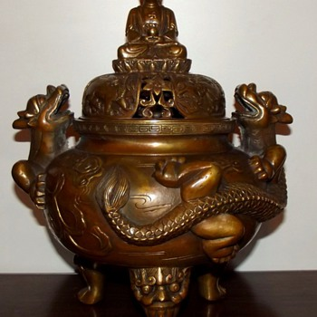 Chinese Censer - Asian