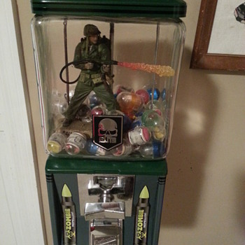 Jacobs Northwestern 60 Call of Duty - Coin Operated