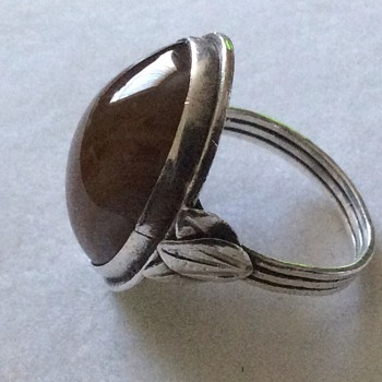 Vintage ring - Fine Jewelry