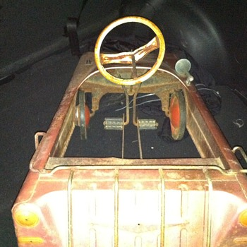 AMF Pedal Car - Model Cars