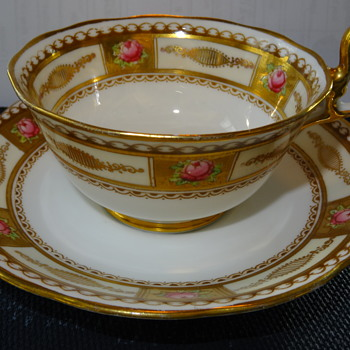 Royal Albert Trigo tea cup