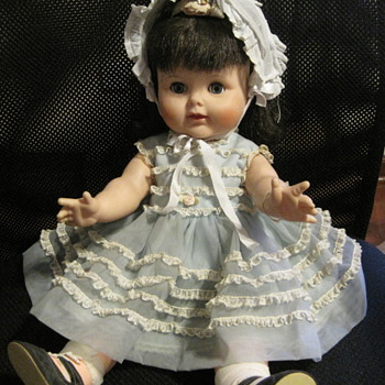 "Madame Alexander ""Patty"" doll"